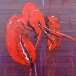 Disappointed Lobster by Rob Shaw