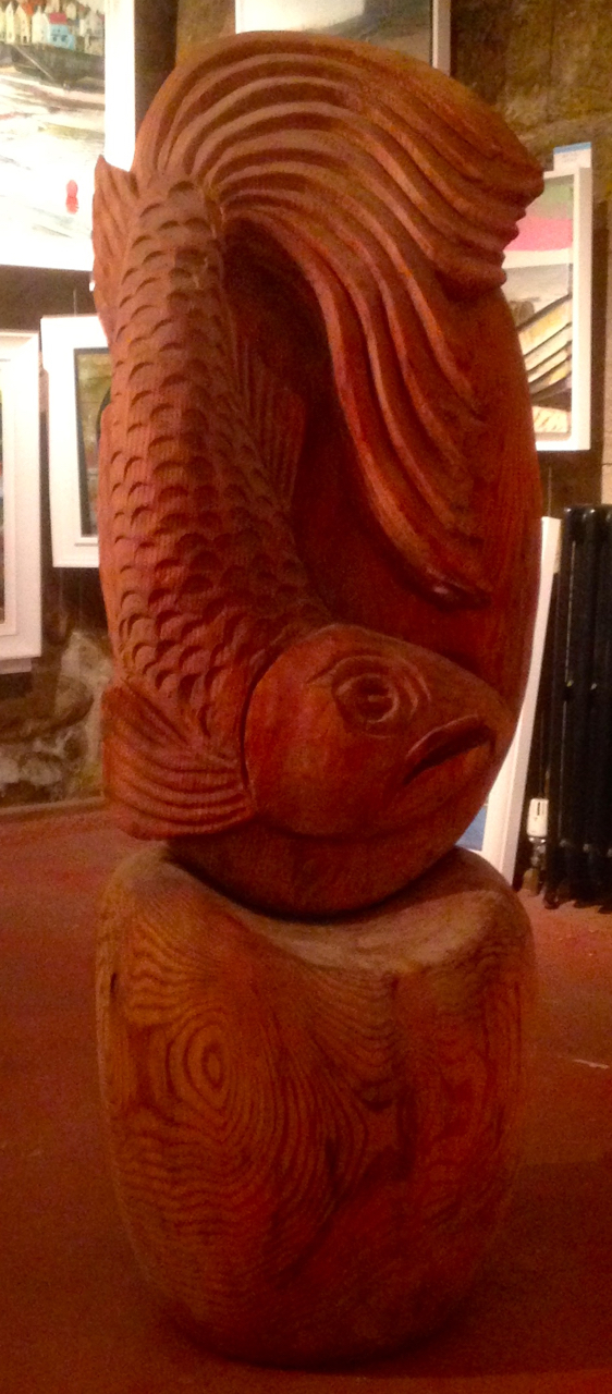 Fish by Ste Iredale