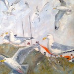 Gulls Galore by Sue Nichol