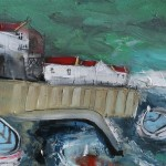 Lifeboat Slipway, Staithes by Rob Shaw