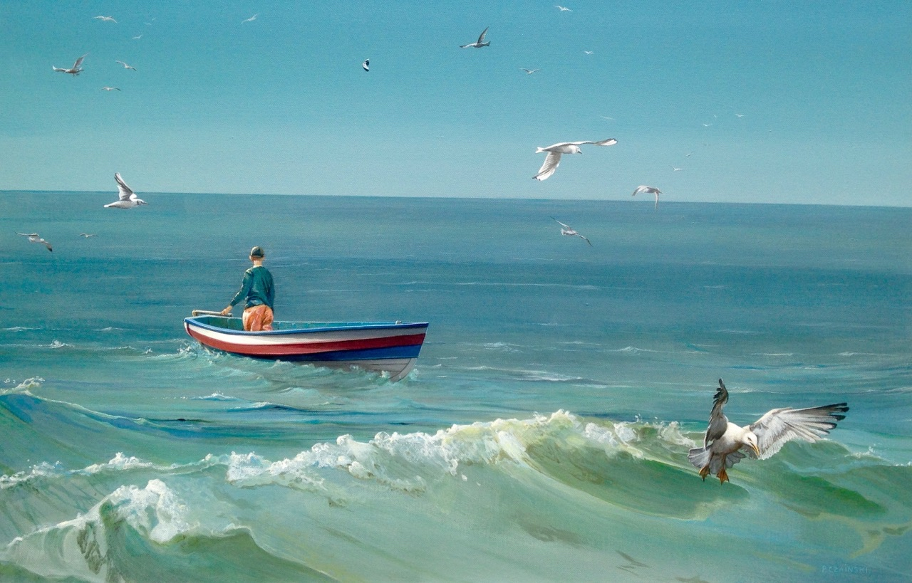 Off the Scar by Paul Czainski