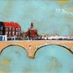 Ouse Bridge, York by Rob Shaw