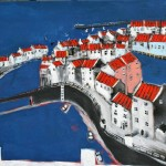 Staithes Blue from Cowbar Top by Rob Shaw