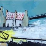 Yellow Slipway by Rob Shaw