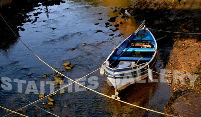 Willy's Boat by Tony Murphy