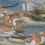 A Stroll through Staithes by Lucy Wilson