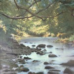 A Yorkshire Beck by Paul Czainski