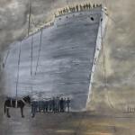 East Coast Shipwrecks: Africander - Redcar Jan 1892 by Ian Burdall