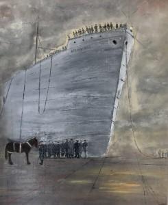 East Coast Shipwrecks: Africander - Redcar January 1892