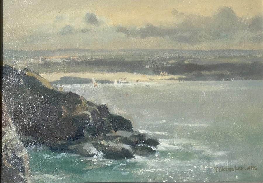 Atlantic Weather by Trevor Chamberlain ROI RSMA