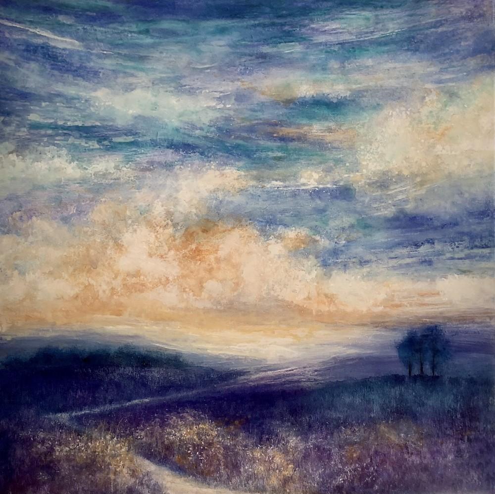 Blue Horizon by Rosemary Abrahams