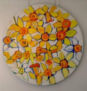Daffodil Wreath II