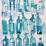 Dump Bottles by Ian Burke