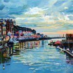 Dusky Harbour by Mark Sofilas