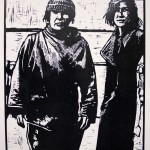 Fisherboys 1970 by Ian Burke