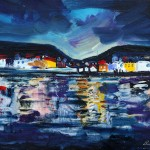 From the Harbour Wall by Richard Barnes