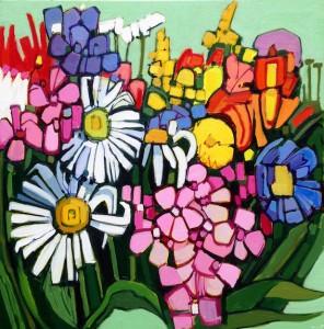 Summer Flowers IV