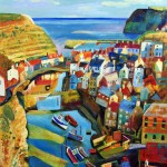 Glorious Staithes by Mark Sofilas