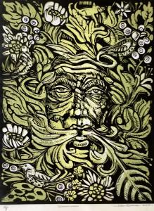 Green Man (colours)