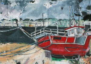 Harbour Moorings, Staithes