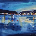 High Tide by Richard Barnes