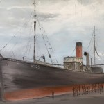 East Coast Shipwrecks: Honoria - 9th January 1901 by Ian Burdall