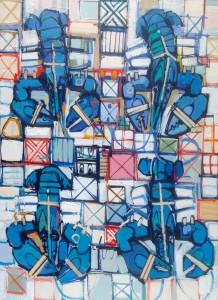 Quattro Blue I