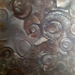 Fossil Fragment by Paul Czainski