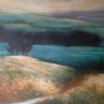 Wolds Country by Rosemary Abrahams