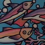 Fishes by Lucy Wilson