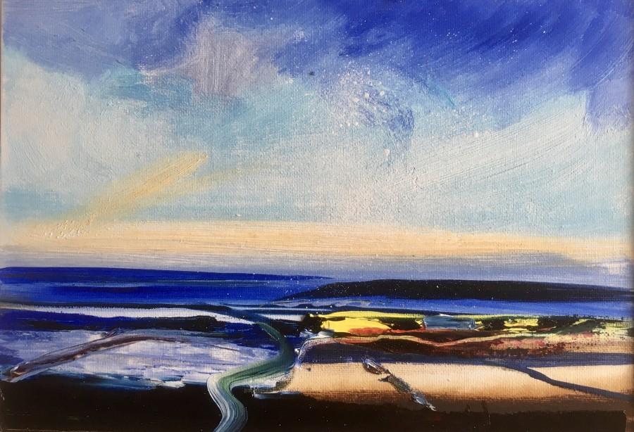 Journey to the Sea II by Richard Barnes