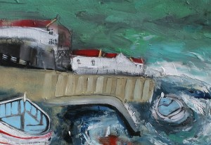 Lifeboat Slipway, Staithes