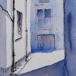 Light Down an Alleyway by Mark Wilde