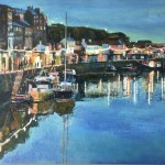Light Show, Whitby by Mark Sofilas