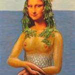 Mer-Mona by Paul Czainski