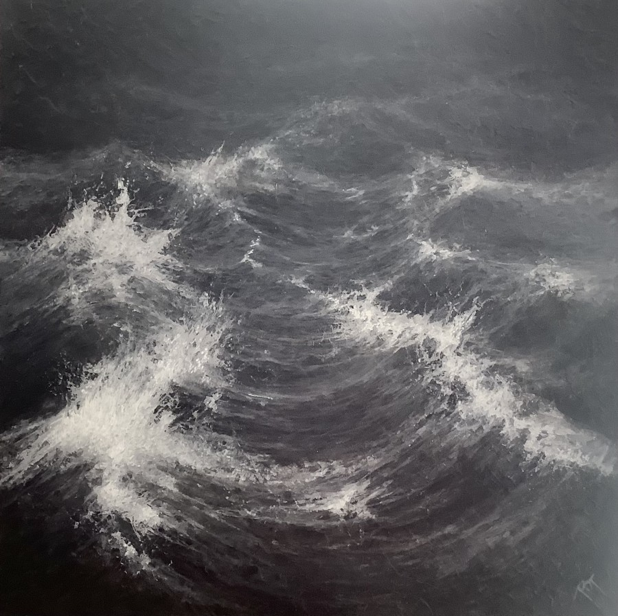 Night Passage: Swell by Phil Taylor