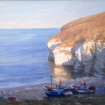 North Landing, Flamborough by Marshall Ould