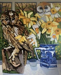 Owls in Springtime