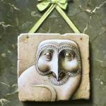 Persian Owl Fragment by Paul Czainski