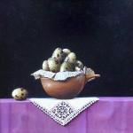 Quails' Eggs by Paul Czainski