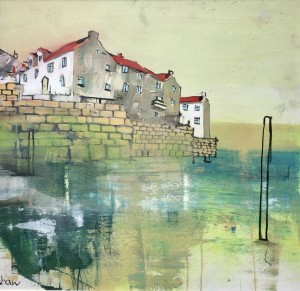 Reflections of Staithes