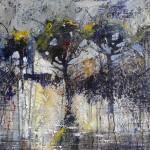 River Trees by Sue Nichol