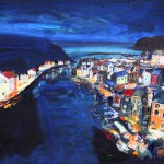 Fading Light, Staithes by Richard Barnes