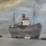 East Coast Shipwrecks: SS Skinningrove Redcar June 1907 by Ian Burdall