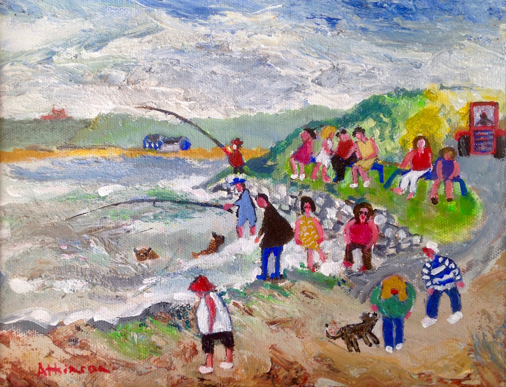 Sea Dogs by Sue Atkinson