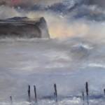 Sea Swell, Sandsend by Sue Nichol
