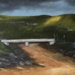 Skinningrove Panorama by Ian Burdall