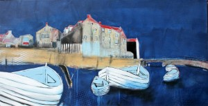 Staithes Beck Blue