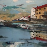 Staithes Reflections by Rob Shaw