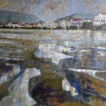 om the Harbour by Sue Nichol